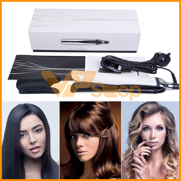 Fer à défriser Platinum Gold Fer à lisser Cheveux électriques Bigoudi Styler Performance Styler
