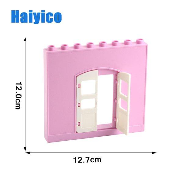 розовая дверь wall5