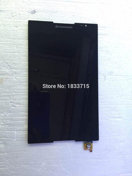 "8/"" 1920*1200 LCD Display schermo Touch Digitizer Assembly per Lenovo Tab S8-50L"