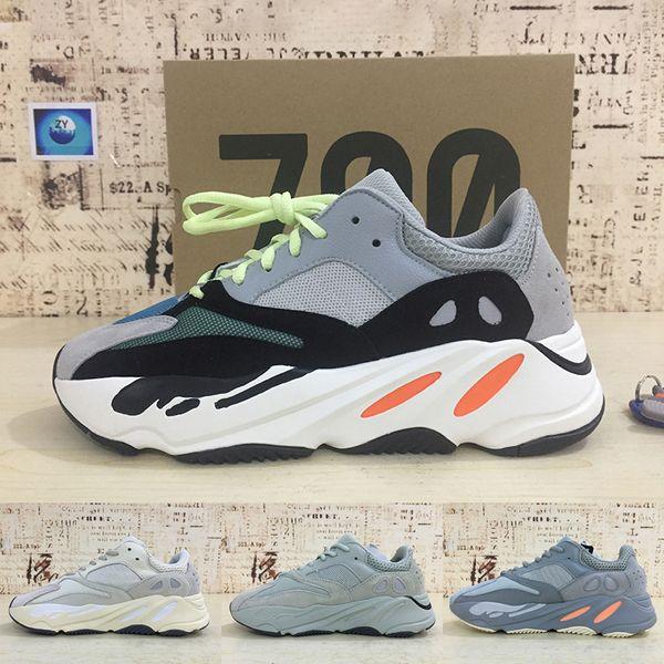 adidas yeezy Static 700 Wave Runner Reflective Kanye west V1 Inertia Mauve Running Zapatillas Hombre Mujer Utility Black Vanta Tephra Designer Sneakers