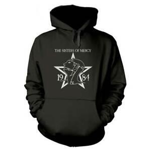 The Sisters Of Mercy 039 1984 039 Pullover Hoodie NOVITÀ cappuccio
