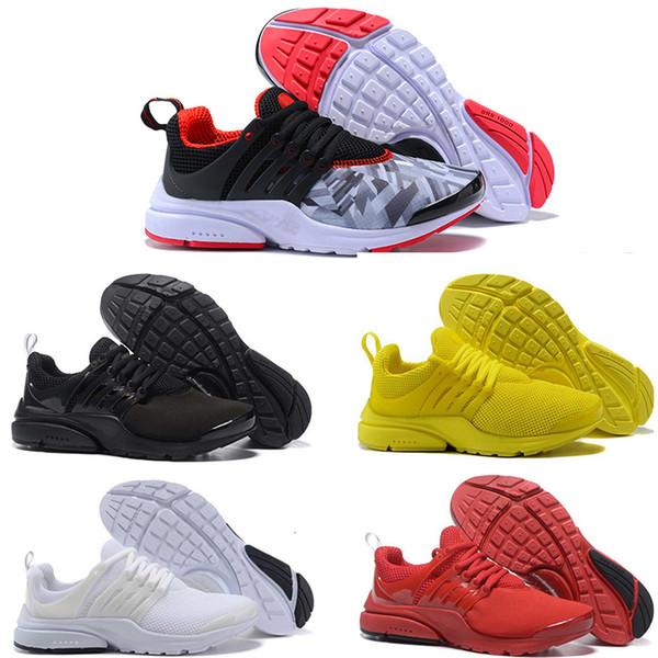 Престо Ультра Br Qs Женщины Мужчины кроссовки Кубок мира Спортивные кроссовки New Design Мода Спортивный ботинок человека Тройной Белый Черный Размер 36-45