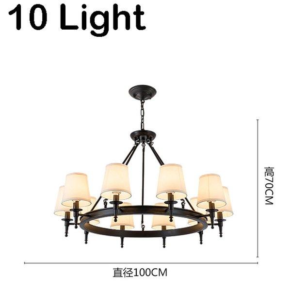 black 10 light