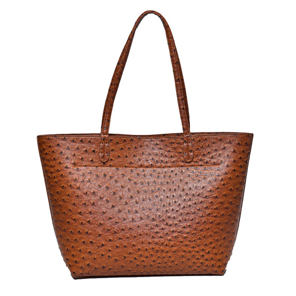 Designer-tote bag designer handbags 2pcs women pu leather handbag fashion famous brand purse Sac main messenger crossbody shoulder bag