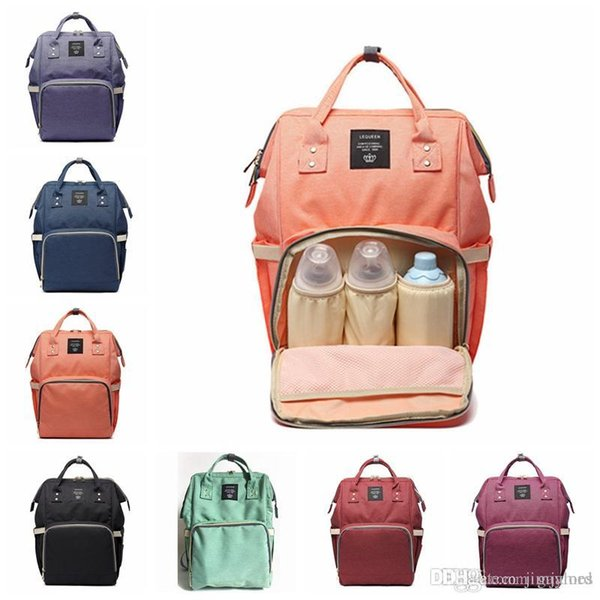 Mummy Maternity Nappy Diaper Bag Large Capacity Baby Bag Travel Backpack Diaper Maternity Backpacks