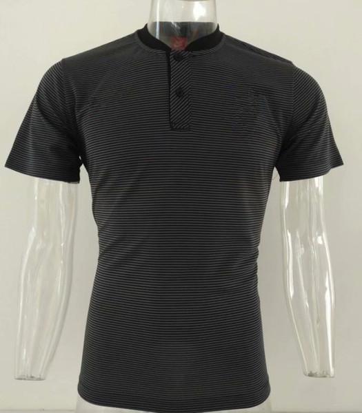 top popular New 2018 GRIEZMANN Golf T-Shirts KOKE DIEGO COSTA GABI CARRASCO GODIN Soccer polo Shirt 18-19 Football polo t-shirts 2019