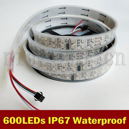 600LEDs IP67 Waterproof