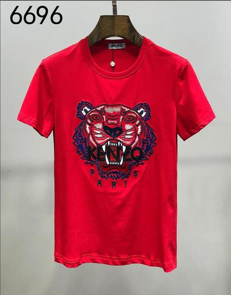 LuxuxMens T Shirts Mode-Sommer-T-Shirt Hip Hop-T-Shirt Männer Frauen Short Sleeve Tees