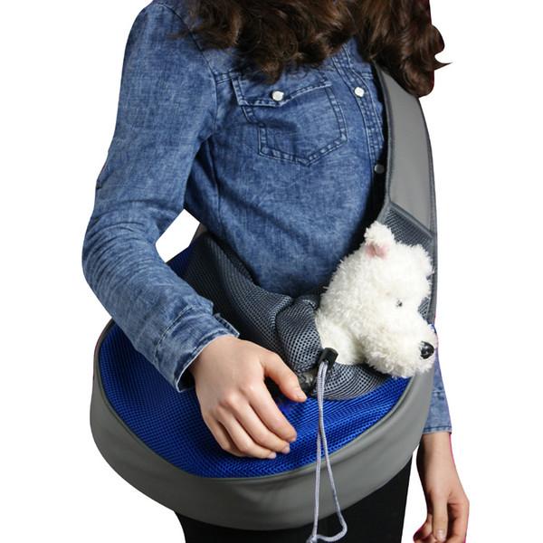 Sac animal extérieur sac de chien sac chien dos diagonale