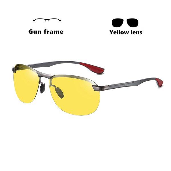 Gun Rahmen-gelb