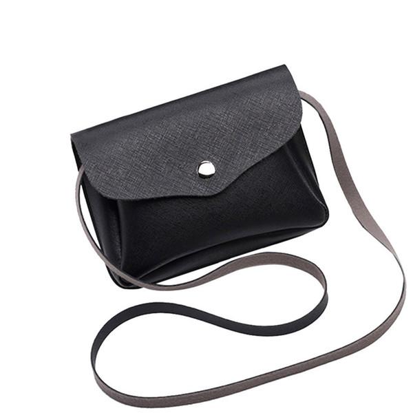Cheap Fashion Women Leather Handbag Cross-body Shoulder Messenger Phone Coin Bag High Quality Mini Bag Leather Messenger Bags