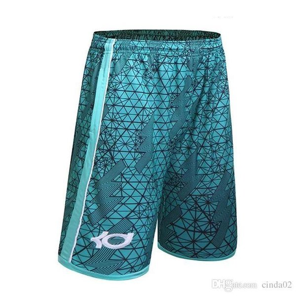 Basketballs Short Summer Brand Kd Kevin Durant Pop Baggy Bermuda Male Loose Runs Men&s Shorts Active Plus Size 3xl
