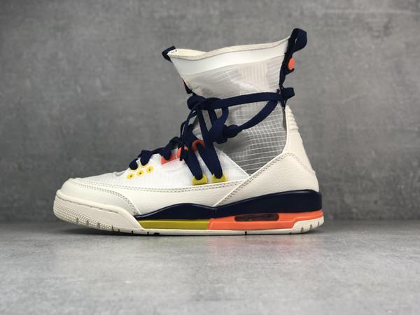 3 Rtr Exp Lite Hommes Chaussures De Sport De Haute Qualité Styliste De Mode Canard UNC Toile Formateurs Femmes 3s Top Baskets Chaussures De Basket-ball
