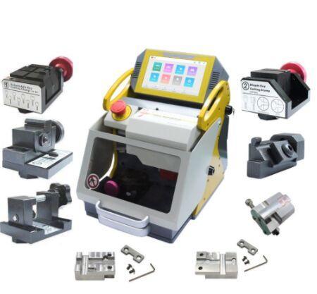 High Quality Multi-Language key duplicating machine SEC E9 Auto Key making machine And House key copy maker Better Than Condor Mini Plus