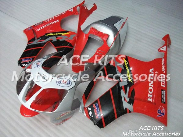 New ABS Injection Fairings set For HONDA VTR1000 RVT SP1 SP2 RC51 2000 2004 2006 VTR1000 RVT SP1 SP2 RC51 00 05 All sorts of color NO.M853