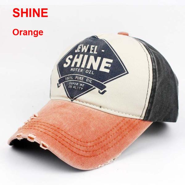 Parlaklık turuncu