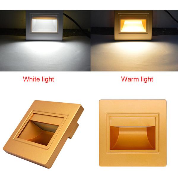 41 com D'escalier Wwo66 Encastrée Step 1 Lampe BurtyDhgate Pour De55 Applique Murale 5w Acheter Couloir Du Led Light kOiPuTXZ