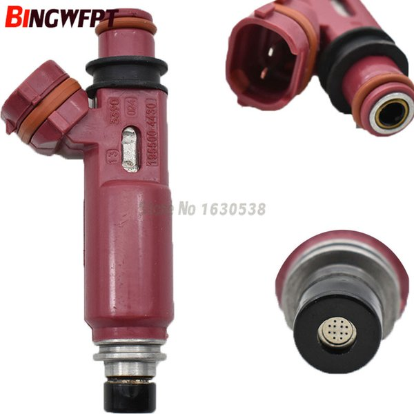 Fuel Injector Nozzle For Mazda RX-8 1.3L R2 2004-2008 195500-4430 N3H1-13-250A 1955004430 N3H113250A 195500 4430 N3H1 13 250A