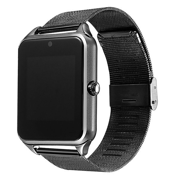 2019 OGEDA Men Women Sports Smart Watch Bluetooth Camera Touch Screen Watch Support TF And SIM Card For Android IOS Mobile Phone