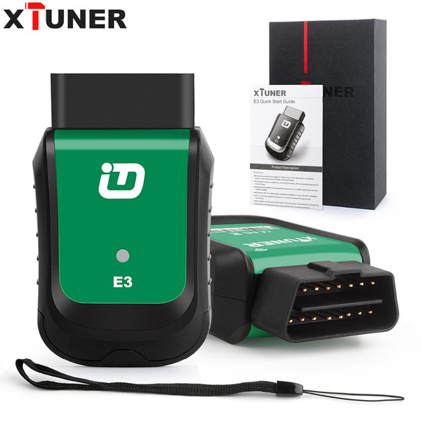 Genuine XTUNER E3 Wifi full system Car Diagnostic Tool Automotive Scanner support SRS, EPB,ESP, ESS for America,Europe,Asia cars