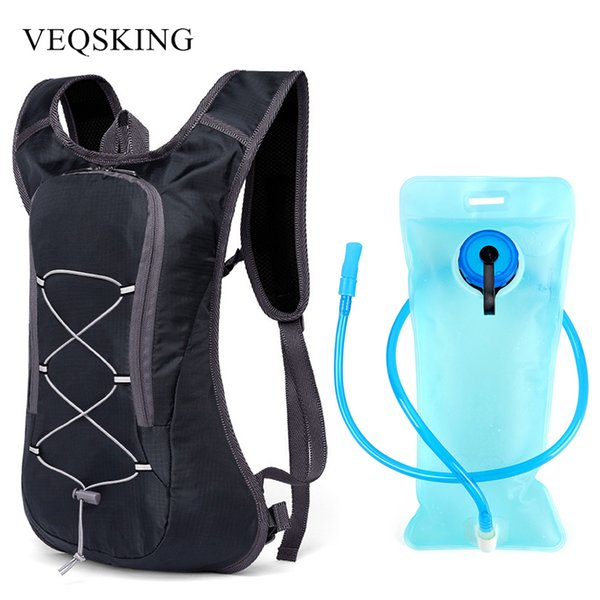 waterproof 8l running backpack hydration bicycle backpack cycling running bag sport bags jogging marathon vest