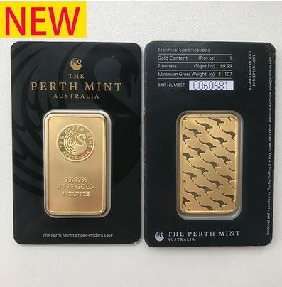 1 oz Perth Mint NOUVEAU