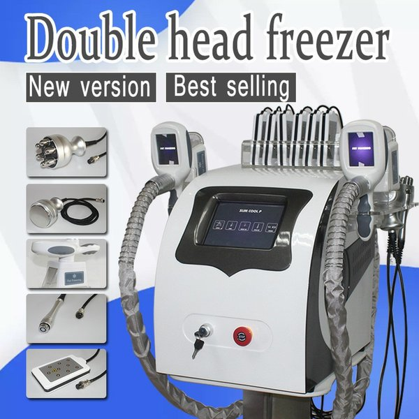 Standing frozen fat machine Ultrasonic Cavitation rf Radio Frequency 5 in1 Cellulite Removal Vacuum Weight Loss