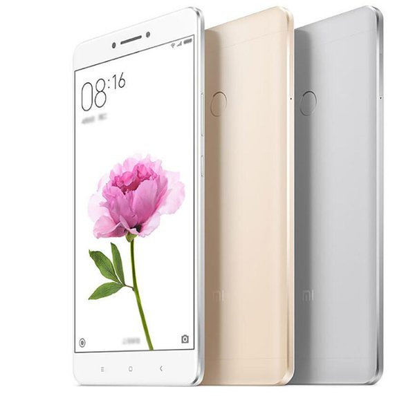 Original Xiaomi Mi Max Prime 6.44 Inch 4850mAh 4G LTE 32GB/64GB/128GB Snapdragon 650 Hexa Core 1920x1080P Fingerprint ID Vs Lenovo ZUK Z1