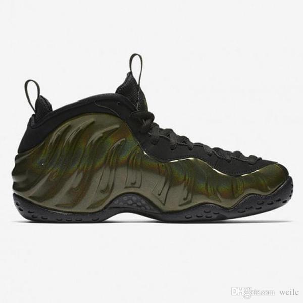 Penny Hardaway Vachetta Tan Eggplant Men Basketball Shoes Island Green Blackout Stealth Metallic Red OG Royal Sports Sneakers Size 8-13