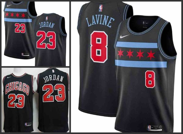 official photos c19ad 629f5 2019 2018 19 Chicago Men Bulls Jersey #23 Michael JD 8 Zach LaVine City  Edition Jerseys From Top_hot_jersey, $20.31 | DHgate.Com