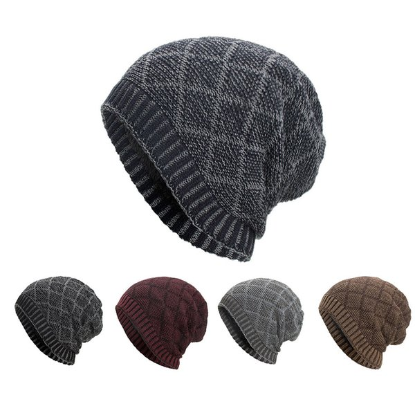 Beanie Hat Funny Ostrich Warm Skull Caps Men Women