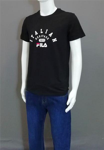 Marchio di moda Uomo Donna Jogger Estate T Shirt Lettere Stampa di Alta Qualità Degli Uomini di Marca T Shirt Casual Tees Mens Vestiti Taglia S-2XL # 003