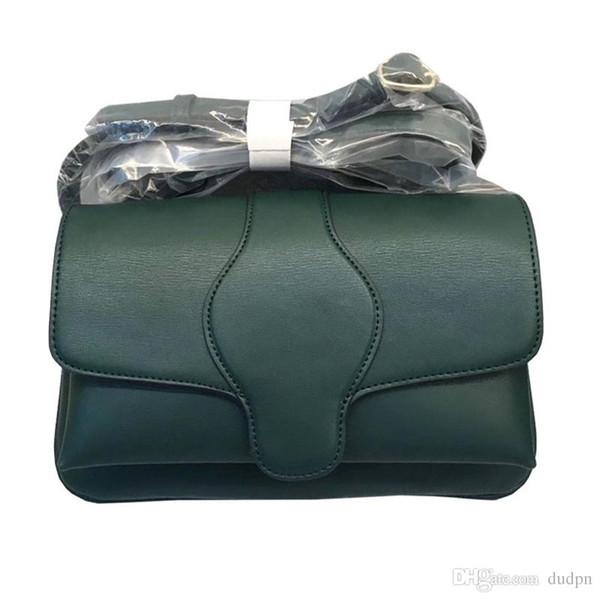Handtaschenfrauen des echten Leders der Dame neuer Entwerferrindleder-echtes Leder crossbody Schulterbeutel Freies Verschiffen