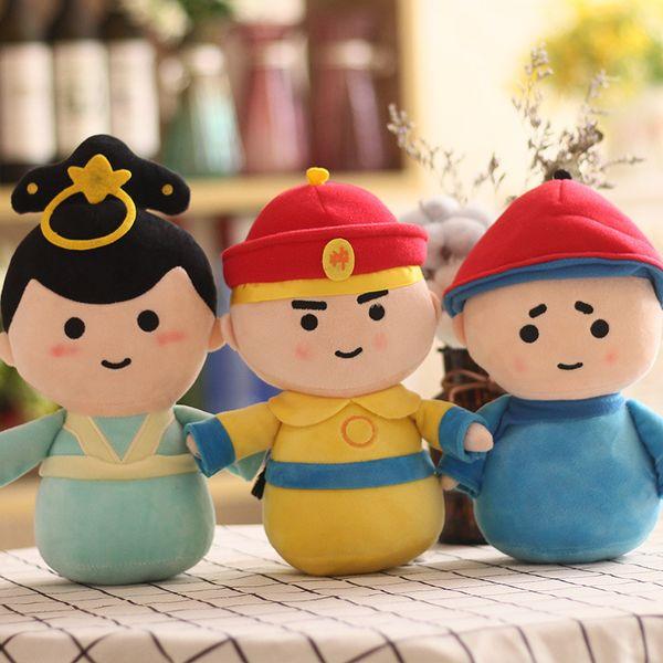 Poupée palais créative jouets en peluche filles poupées en tissu belle belle petite poupée exquis cadeaux de vacances en gros