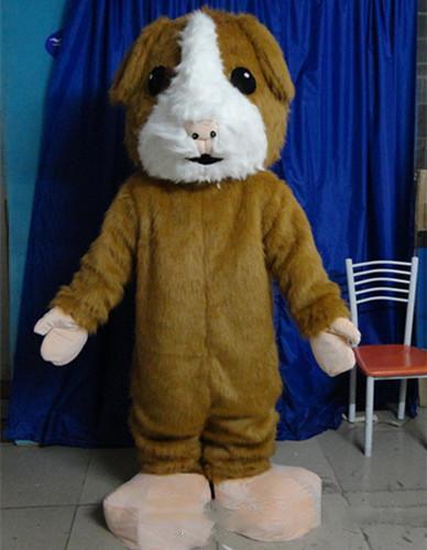 Hamster Maskottchen Kostüm Erwachsene Größe Plüsch Hamster Maskottchen Xmas Party Dress