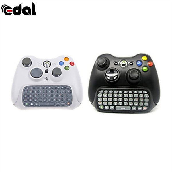Wireless Keyboard Wireless Controller Messenger Game Keyboard Keypad Chat Pad For Xbox 360 Games Controller