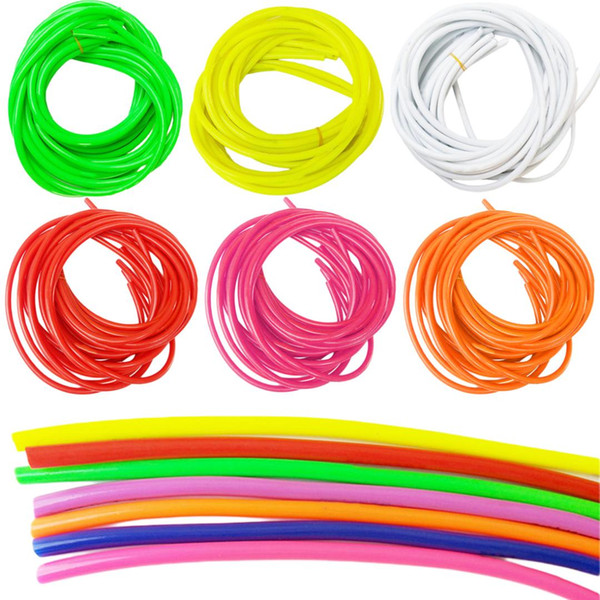 New 1M Motorcycle Fuel Oil Delivery Tube Hose Line Petrol Pipe