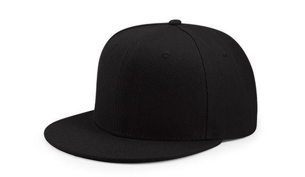 2019 Hip hop full seal flat hat men and women light board street dance cap baseball cap flat cap