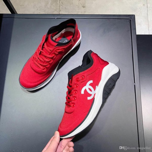 2019Z new brand luxury ladies casual shoes fashion wild sports shoes outdoor comfortable breathable ladies shoes original box packaging