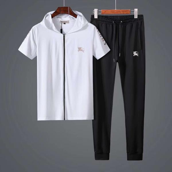 2019 sportswear couture sportswear à capuche + pantalon costume à capuche pour hommes et sweat-shirt costume livraison gratuite