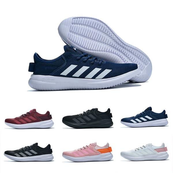 Para Venta Casual Gris Zapatos Para Calidad Negro Hombres Zapatillas Barato Cloudfoam PURE Alta Compre Correr Rosa Mujeres De Deporte 2019 Adidas NEO DEHW29I