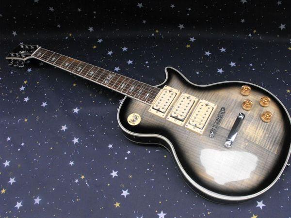 perfekte neue Best Sellers Ace Frehley Unterschrift 3 Pickups E-Gitarre maßgeschneiderte Dienstleistungen des Verkaufs freien shippinghot Providing
