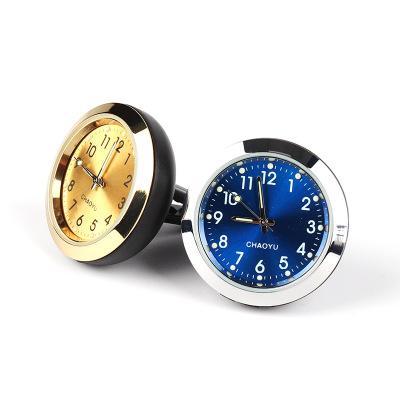 Luminoso Auto Gauge Clock Mini Car Air Vent Orologio al quarzo con clip Auto Air Outlet Watch Car Styling per tutti
