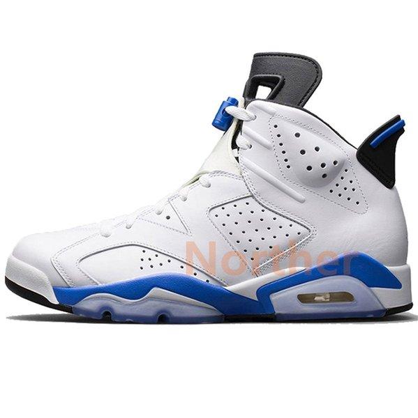 sport blau