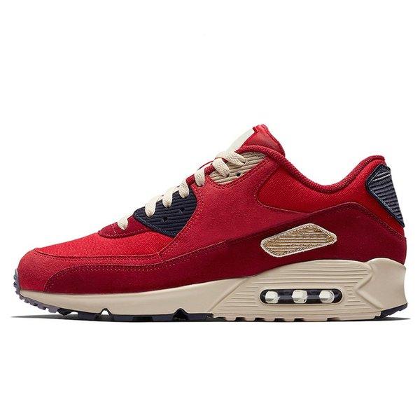 40-45 Premium Red