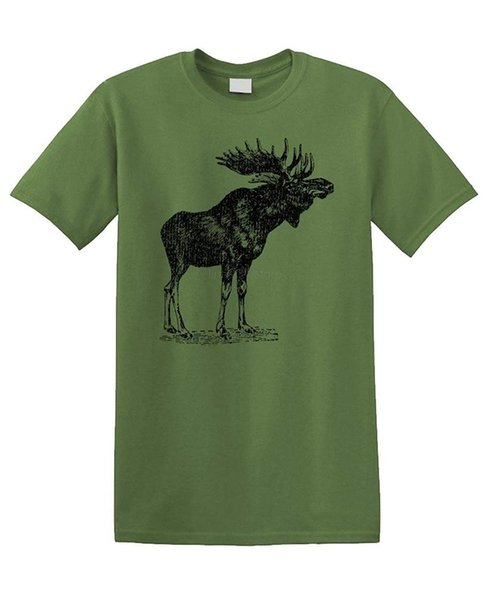 T-shirt unisex t-shirt unisex alaska nord VINTAGE DISTRESSED