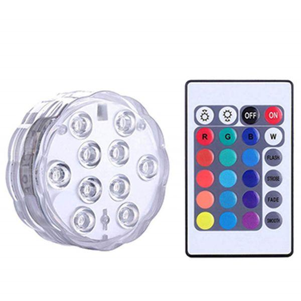 1 luce + 1 telecomando