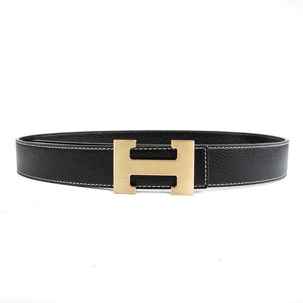 Designer Belts Men Fashion Women Punk Genuine Real Leather Male Strap for Jeans New belts for women men