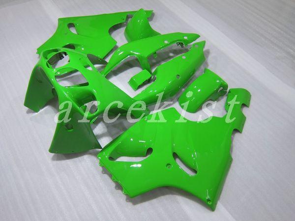 New Full fairings kit set Fit For KAWASAKI NINJA ZX-7R ZX7R ZX 7R 1996 1997 1998 1999 2000 2001 2002 2003 ABS Fairing glossy green