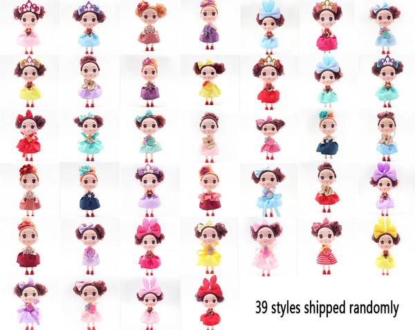 39 styles shipped randomly